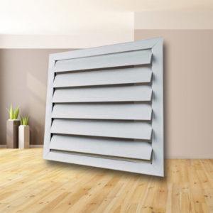 Ventilator shutters